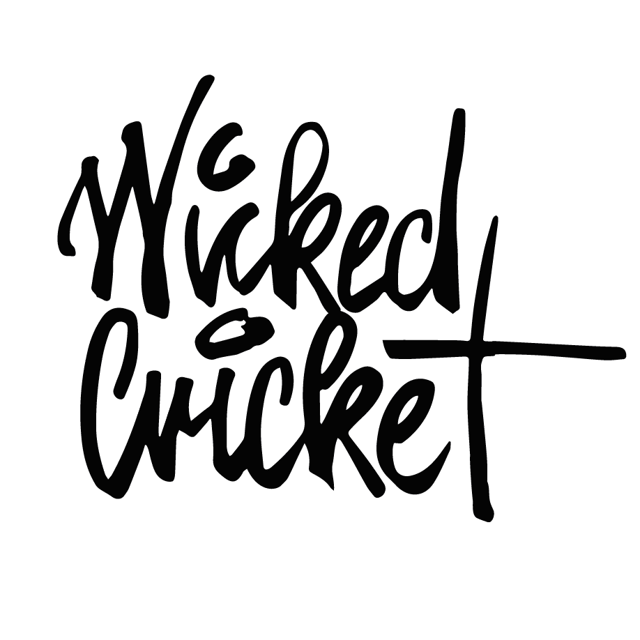 Wicked Cricket Logo black
