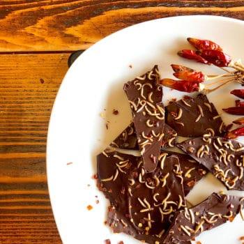 Rezept Wicked Cricket Kochblog wurmige feuerschokolade